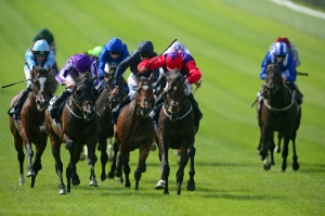 Romanised wins at the Curragh