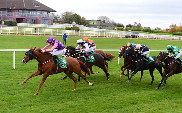 Man Of The Sea gets off the mark at Navan