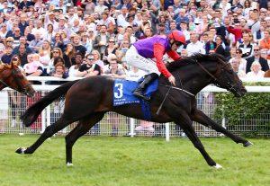Romanised wins the Prix Jacques Le Marois Gr.1
